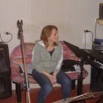 Annamaria Andreini, la cantante